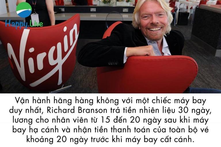 Dhandho - công thức thành công của tập đoàn Virgin