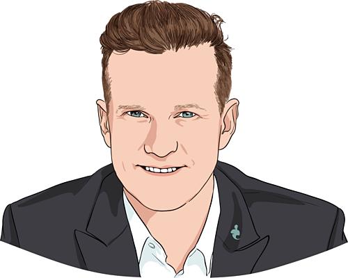 Jeremy Harbour - Nhà sáng lập kiêm CEO Unity Group và Harbour Club