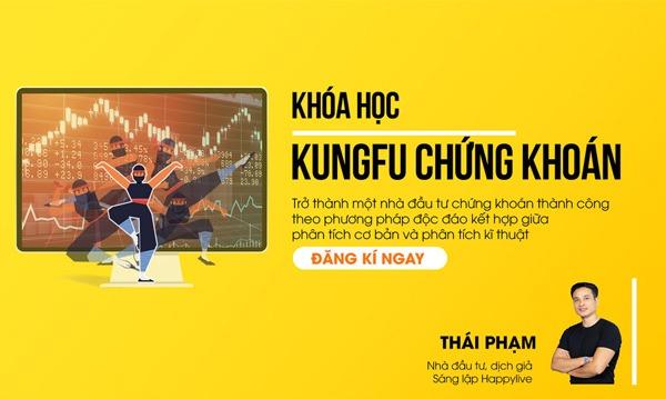 Khóa học kungfu chứng khoán