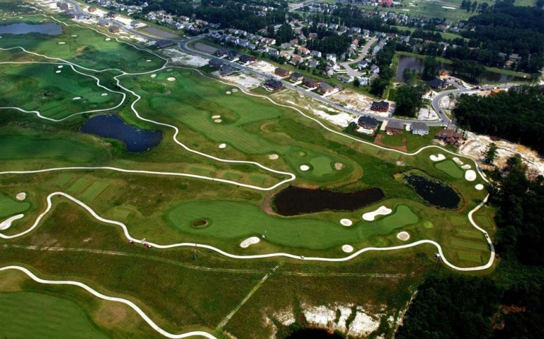 mua sân golf Plantation