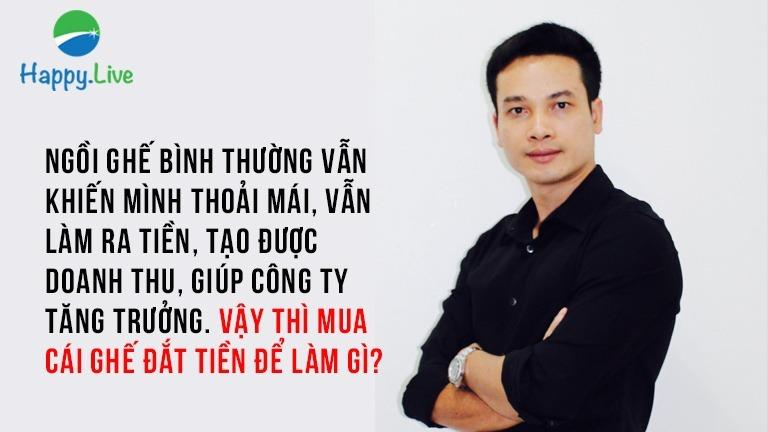 Nhân viên là tài sản của công ty - Thái Phạm Happy Live
