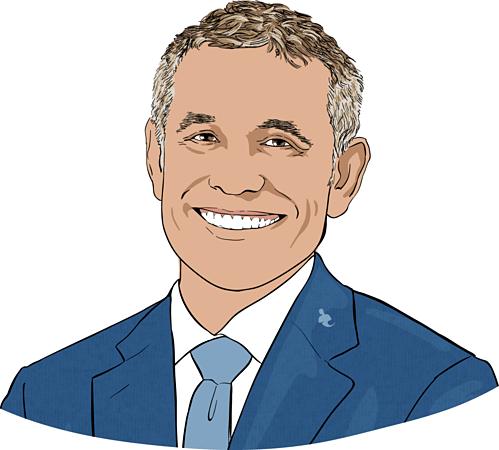 Peter Hernandez - Nhà sáng lập kiêm Chủ tịch Teles Properties