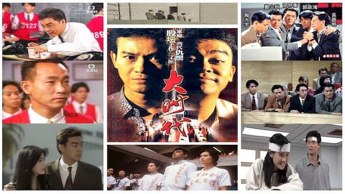 Đại Thời Đại, phim chứng khoán châu á - 5 bộ phim hay nhất về thị trường chứng khoán Châu Á
