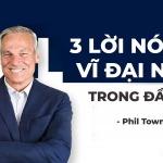 Phil Town: 3 lời nói dối vĩ đại nhất trong đầu tư