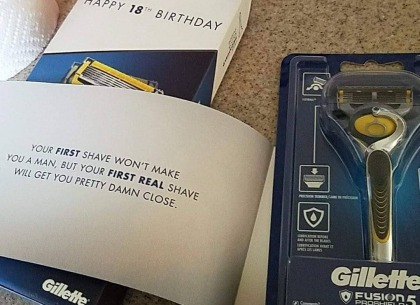 Gillette và tuyệt chiêu thả tép bắt tôm