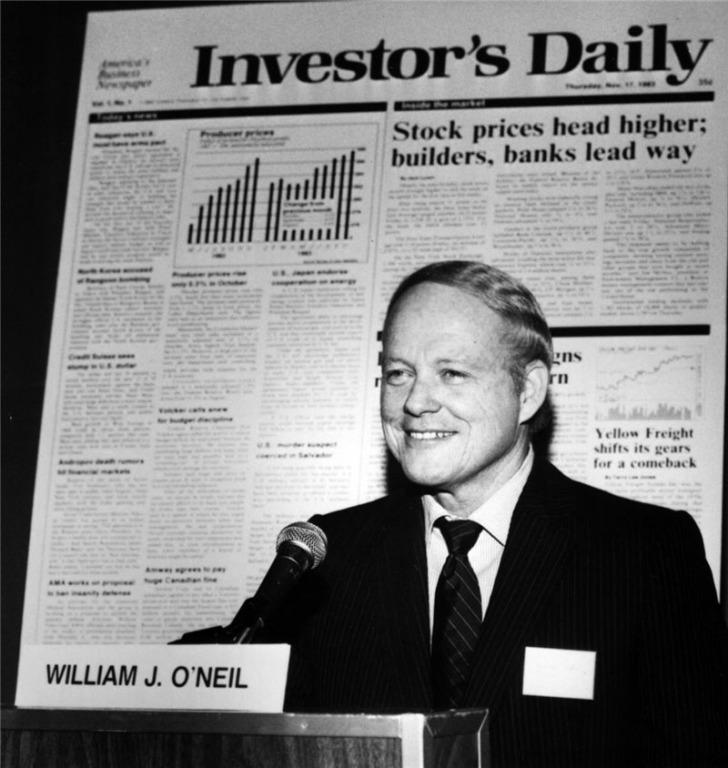 Willam O'Neil: Đừng để báo cáo thu nhập đánh lừa bạn