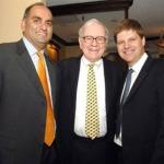 Warren Buffett, Mohnsih Pabrai, Guy Spier