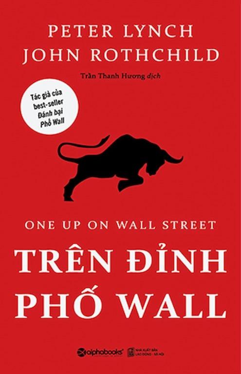 Trên đỉnh phố Wall, 7 cuốn sách đầu tư giá trị hay nhất giúp bạn kiếm tiền bền vững từ chứng khoán