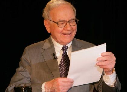 thư gửi cổ đông của Warren Buffett