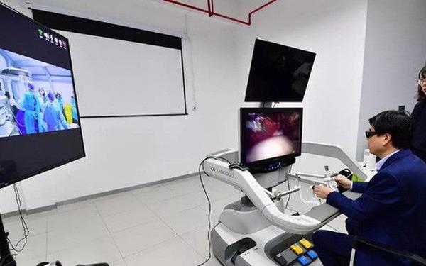 Khủng như mạng 5G - giúp bác sĩ Trung Quốc phẫu thuật cho bệnh nhân cách xa 200 km