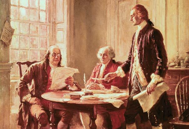 8 bí mật tạo nên sự giàu có của Benjamin Franklin