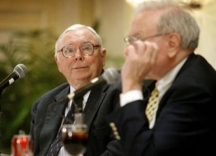 Charlie Munger bàn về cơ cấu tính phí của Buffett Partnership vào 1960s