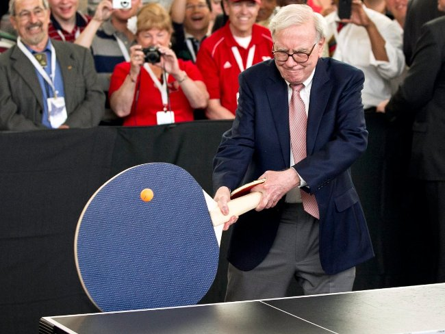 24 sự thật thú vị có thể bạn chưa biết về Warren Buffett