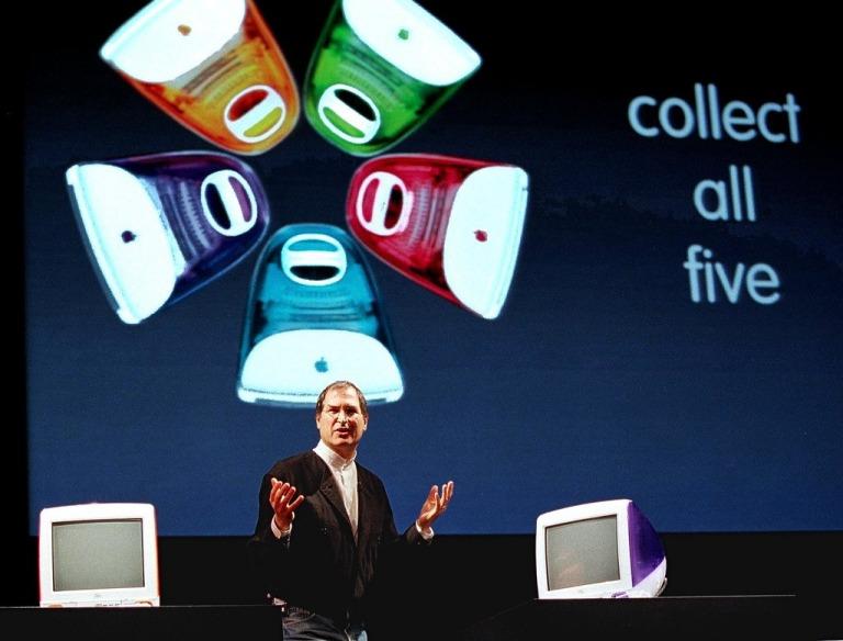 Sự trở lại của Steve Jobs giúp Apple hồi sinh