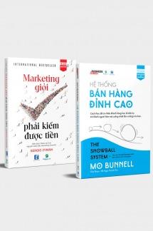 Bộ sách Marketing - Bán Hàng Đỉnh Cao