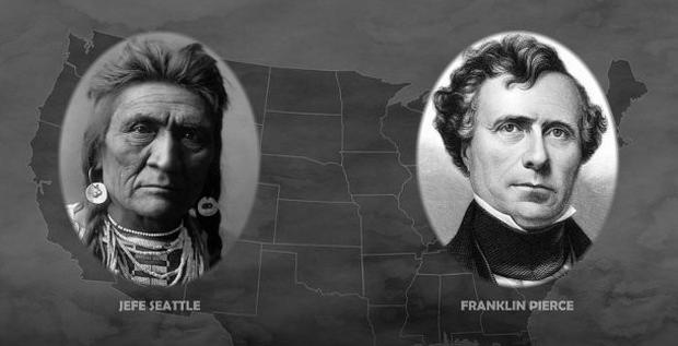 Bức thư của thủ lĩnh da đỏ - Lời cảnh tỉnh từ quá khứ trong những ngày Amazon bùng cháy