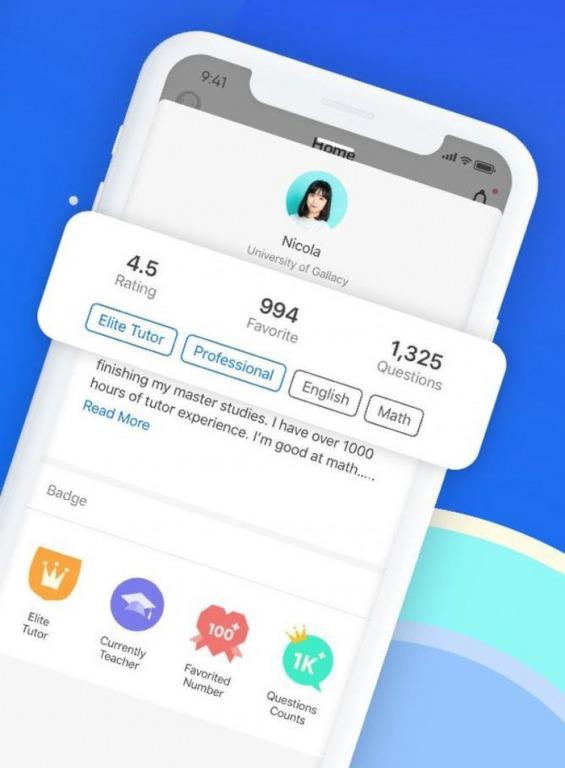 Giao diện của ứng dụng Snapask - Ảnh: Snapask