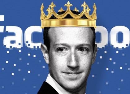 Không phải ai khác, Mark Zuckerberg chính là người