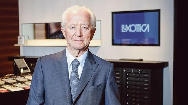 Nhà sáng lập Luxottica hiện là tỷ phú giàu nhất nước Ý