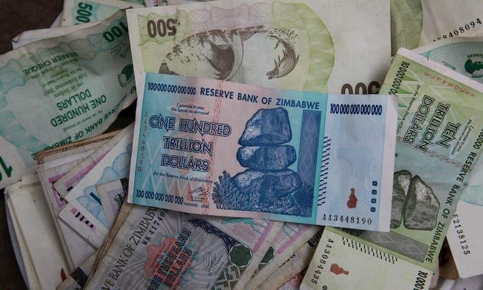 Người dân Zimbabwe thời siêu lạm phát: 100 tỷ đô chỉ mua được 3 quả trứng