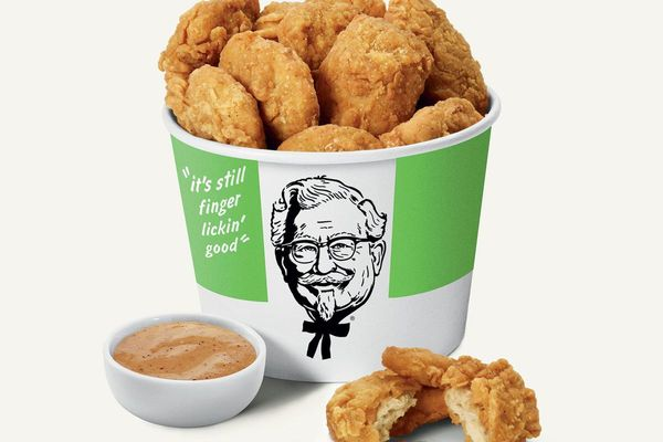 Nhờ công nghệ, KFC sắp bán gà rán nhưng làm từ thực vật