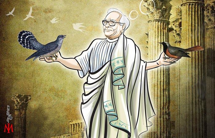 Warren Buffett và bài học đầu tư từ triết gia Hy Lạp cổ đại