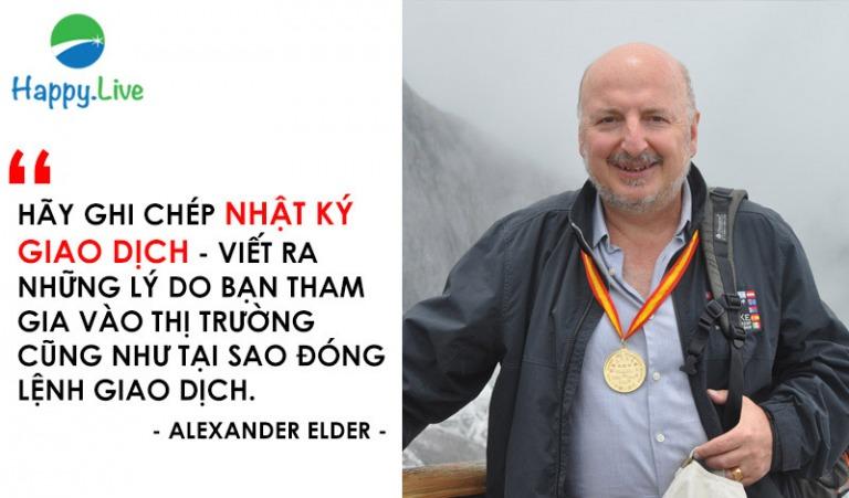 Alexander Elder - Thế nào là một nhà giao dịch thông minh?