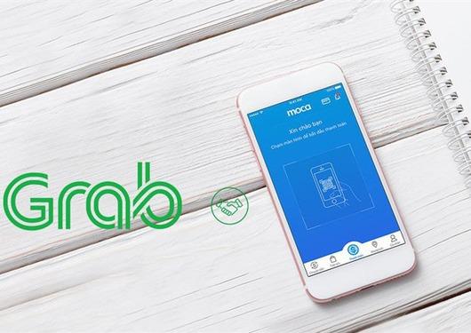 Sau 1 năm bắt tay Grab, ví điện tử Moca đã tăng gấp 5 số ngân hàng liên kết, vượt qua đối thủ Momo