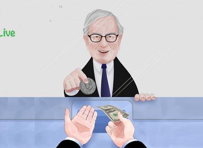 Tuyệt chiêu kiếm tiền của những nhà đầu tư giá trị: mua 1 đô với giá 50 cent