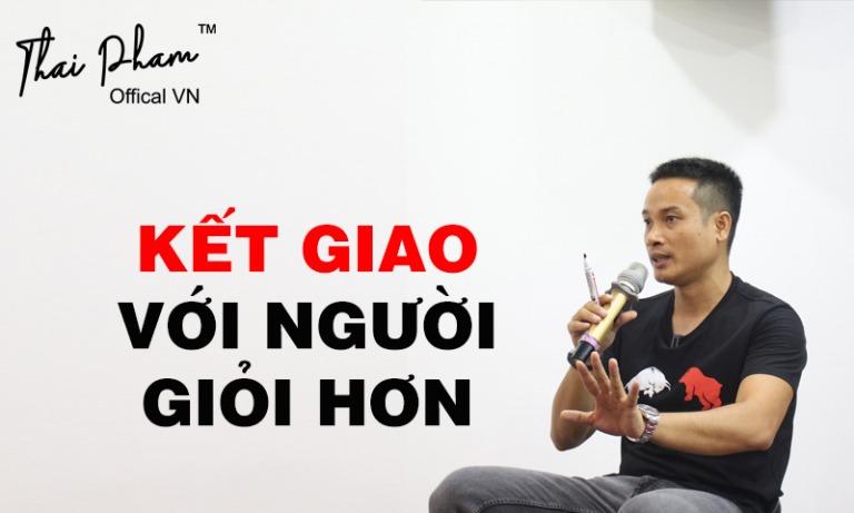 """5 bí quyết thành công đáng giá """"triệu đô"""" của anh Thái Phạm - Founder Happy Live"""