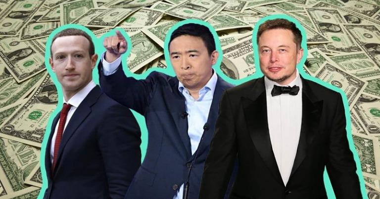 68% người giàu nhất thế giới đều là 'tự thân vận động', cơ hội trở thành Bill Gates tiếp theo của chúng ta đều như nhau