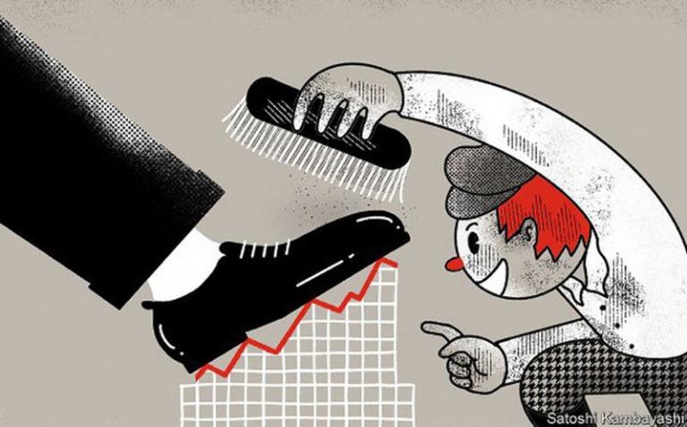 Cậu bé đánh giày trên phố Wall: Tin đồn và câu chuyện truyền miệng có thể dẫn lối cả thị trường