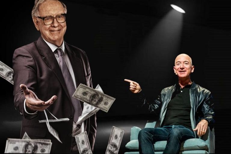 """Khởi nghiệp """"bèo bọt"""" của các tỷ phú thế giới: Donald Trump lượm ve chai, CEO Amazon lật bánh mì"""