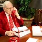 Nhà đầu tư huyền thoại Warren Buffett - Chủ tịch Tập đoàn Berkshire Hathaway.