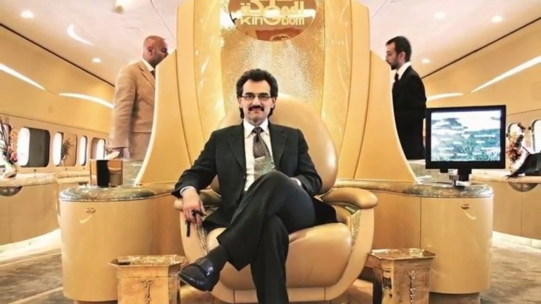 Al-Waleed Bin Talal – Hoàng tử tỷ phú chia sẻ công thức làm giàu từ đầu tư cổ phiếu