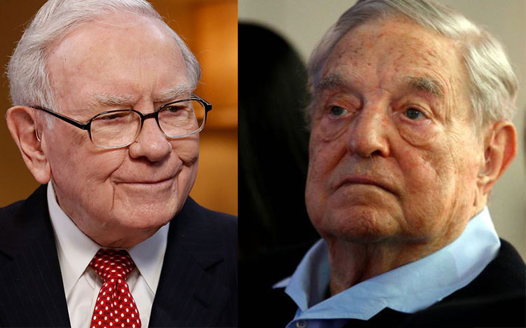 Chiến lược đầu tư chứng khoán: Lựa chọn Warren Buffett hay George Soros?