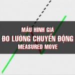 CHỨNG KHOÁN ABC: Mẫu hình giá đo lường chuyển động tăng (Bullish measured move)