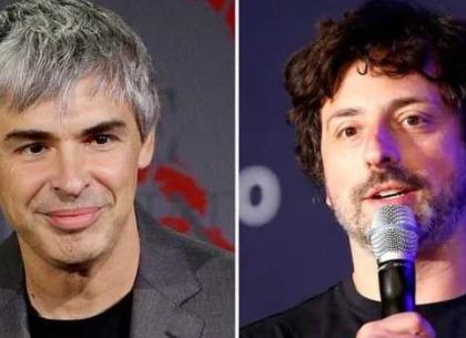 """Rời vị trí điều hành, hai người sáng lập Google """"bỏ túi"""" hơn 1 tỷ USD"""