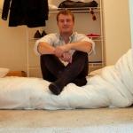 Mathias Mikkelsen - Triệu phú ngủ 3 tháng trong tủ để khởi nghiệp