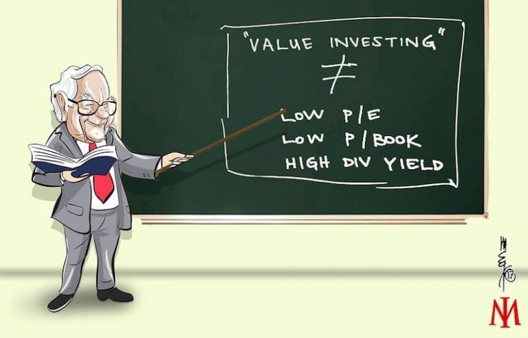 Tổng hợp những kiến thức cần biết về Đầu tư giá trị (Value Investing)