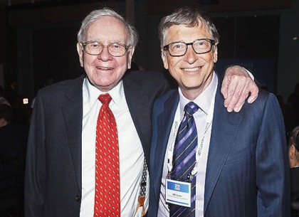 10 cổ đông nổi tiếng sát cánh cùng Warren Buffett tại Berkshire Hathaway