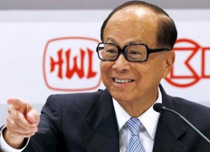 Tỷ phú Hong Kong Li Ka-shing (Lý Gia Thành) đã kiếm hàng tỷ USD trong