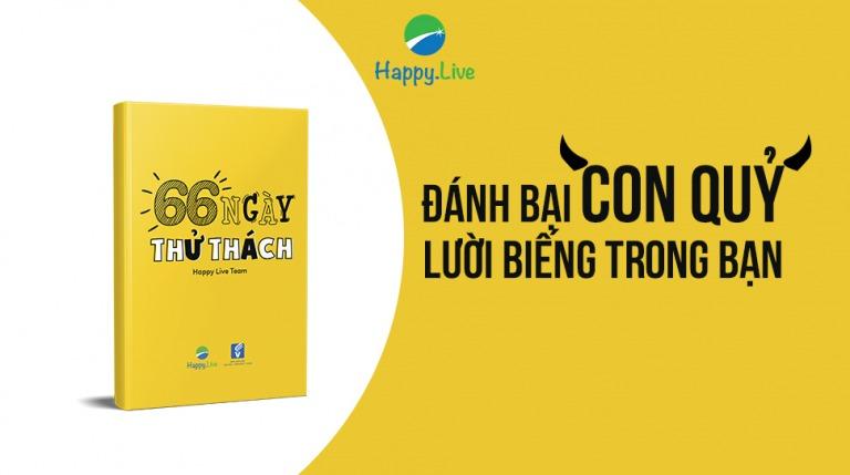 Sổ tay thực hành 66 ngày - Bộ sách Thiết kế cuộc đời thịnh vượng