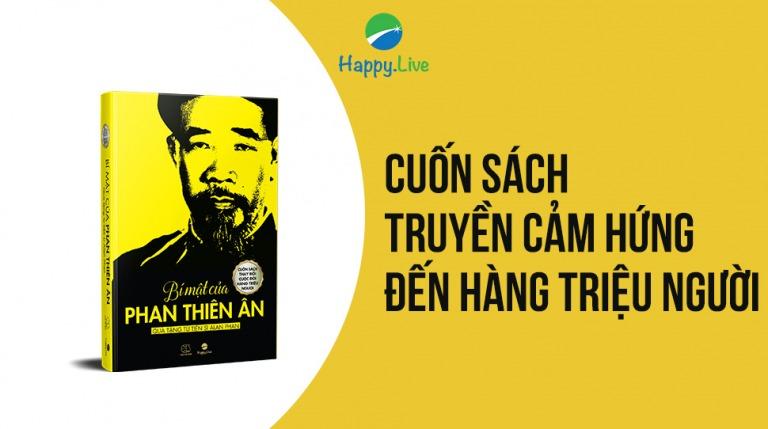Sách Bí mật Phan Thiên Ân - Bộ sách Thiết kế cuộc đời thịnh vượng