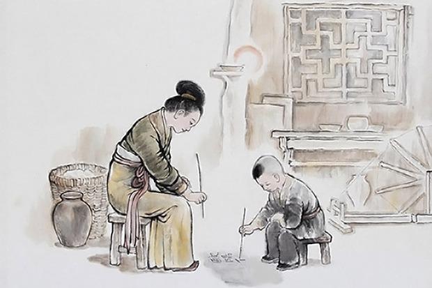 """Chuyện nuôi dạy con thành kỳ tài nghiêm khắc nhưng thâm sâu của """"tứ đại hiền mẫu"""" Trung Quốc"""""""
