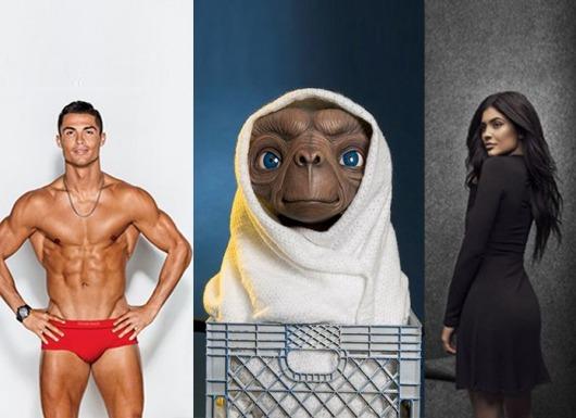 Học cách xây dựng thương hiệu cá nhân từ Cristiano Ronaldo và Kylie Jenner