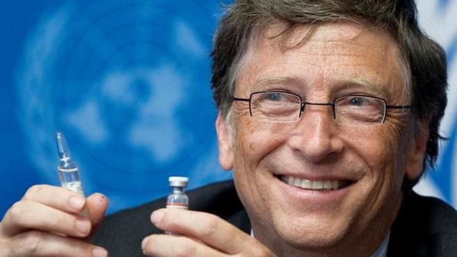 """""""Thiên thần không cánh"""" Bill & Melinda Gates và 7 dự án từ thiện cứu sống nhân loại"""