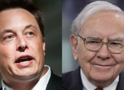 1 ngày kiếm 6,7 tỷ USD, Elon Musk vượt mặt Warren Buffett