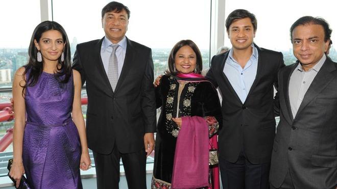 Pramod Mittal, em trai tỷ phú Lakshmi Mittal