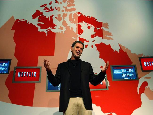 Ông trùm đế chế Netflix và những điều chưa biết